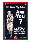 Your Navy Needs You, c.1914