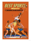 Best Sports Magazine: Basketball