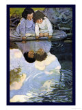 Buy Looking-Glass River at AllPosters.com