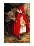 Buy Little Red Riding Hood at AllPosters.com