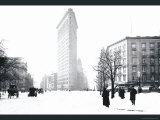 Flatiron Building After Snowstorm