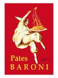 Pates Baroni Art Print