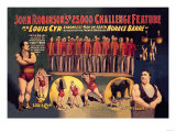 John Robinson's $25,000 Challenge Feature