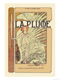 Buy La Plume at AllPosters.com