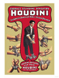 Buy Houdini: The World's Handcuff King and Prison Breaker at AllPosters.com