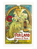 Buy Fox-Land Jamaica Rum at AllPosters.com