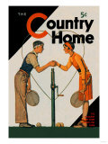 Country Home: A Friendly Match