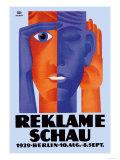Reklame Schau Premium Poster