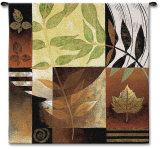 Natures Elements II Wall Tapestry