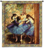 Buy Dancers in Blue at AllPosters.com