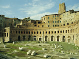 Markets of Trajan, 2nd Century AD, Comprising 150 Shops, Rome, Italy