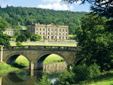 Chatsworth House, Derbyshire, England, UK