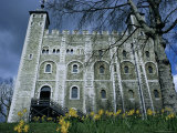 The White Tower, Tower of London, Unesco World Heritage Site, London
