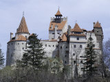 Bran Castle, (Dracula's Castle), Bran, Romania, Europe Photographic Print