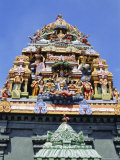 Hindu Temple, Colombo, Sri Lanka, Asia