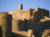 The Inner Citadel, Arg-E Bam, Bam, Iran, Middle East