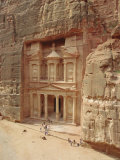 The Treasury, Petra, Jordan, Middle East