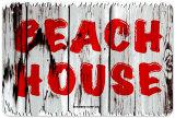 Maison en bord de plage