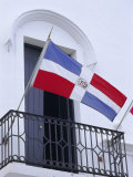 National Flag, Dominican Republic, Caribbean, West Indies