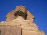 The Sphinx, Giza, Unesco World Heritage Site, Near Cairo, Egypt, North Africa, Africa