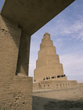 Al Malwuaiya Tower (Malwiya Tower) (Minaret), Samarra, Iraq, Middle East