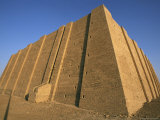 Ziggurat, Ur, Iraq, Middle East
