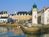 Port Sauzon, Belle-Ile-En-Mer, Breton Islands, Morbihan, France