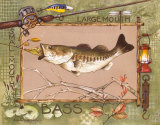 Buy Large Mouth Bass at AllPosters.com