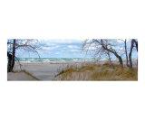 Big Waves in Holland Michigan