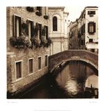 Ponti di Venezia II Art Print