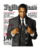 Jay-Z, Rolling Stone no. 1040, November 2007 Photographic Print