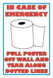 In Case of Emergency II Art Print