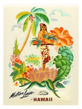 Maston Line, Tropical Abundance Gicl�e-Druck
