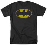 Batman - Washed Bat Logo