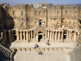 Roman Theatre, Bosra, Syria