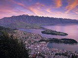Queenstown, Lake Whakatipu, New Zealand
