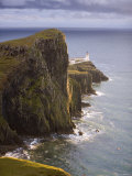 Neist Point Lighthouse, Neist Point, Isle of Skye, Scotland
