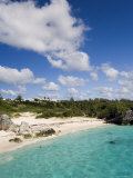 Chaplin Bay, South Coast Beaches, Southampton Parish, Bermuda,