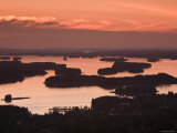Lakes and Islands, Kuopio, Eastern Lakeland, Finland