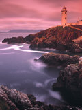 Lighthouse at Fanad Head, Donegal Peninsula, Co. Donegal, Ireland