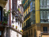 Siete Calles Area, Bilbao, Basque Country, Spain