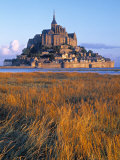 Mont St. Michel, Manche, Normandy, France