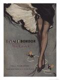 1950's Kayser Bondor Nylons Advertisement