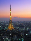 Tokyo Tower, Tokyo, Japan