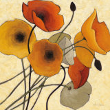 Buy Pumpkin Poppies II at AllPosters.com