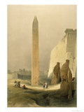Obelisk at Luxor