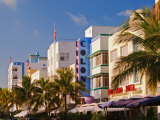 Art Deco District of South Beach, Miami Beach, Florida