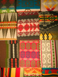 Indian Pattern Blankets for Salem, Santa Fe, New Mexico