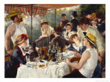Buy Luncheon of the Boating Party at AllPosters.com