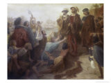 Return of Columbus in Chains to Cadiz